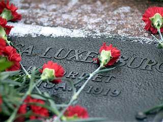 ローザ・ルクセンブルグの墓標