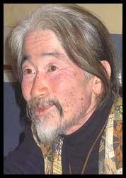 晩年の笠置華一郎さん。カサ・カサホームページより許可を得て転載