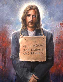 ホームレス・キリスト