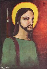 民衆を救うゲリラ・キリスト