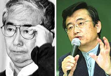 石原氏と浅野氏