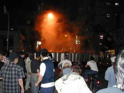 2008釜ヶ崎暴動