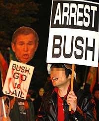 ARREST Bush !