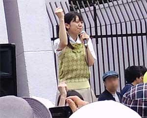 2011.6・11 脱原発100万人アクション in 新宿
