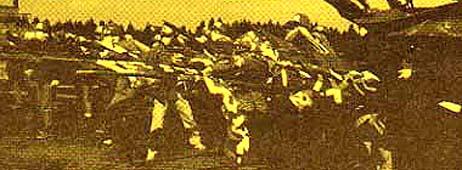 横堀要塞防衛隊