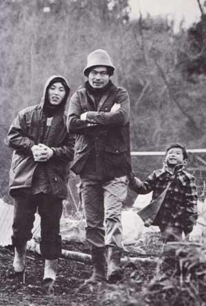 三里塚農民