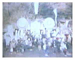 小川明治さんの葬儀
