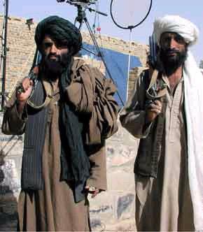 アフガニスタンのイスラム・ゲリラ
