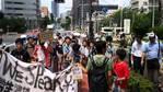 2014.07.21【The River Ver】学生弾圧とヘイトスピーチに抗議するデモ IN 早稲田