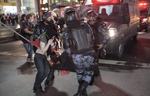 2013.06.19 ブラジル 100万人規模の反政府デモ 治安部隊と衝突