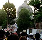 2012.06.22 大飯原発再稼働反対官邸前行動