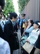 6・29 大飯原発再稼動を撤回せよ!首相官邸前抗議 05
