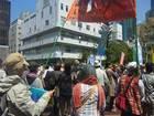 日本「主権回復の日」記念式典抗議集会 46