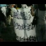 テロ特措法延長阻止!9・11京都デモに参加、翌日安倍辞任(^O^)v