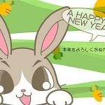 2011 あけましておめでとうございます