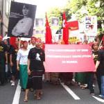在日ビルマ人デモへの参加・支援の呼びかけ