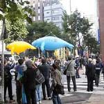 11・8「沖縄県民大会に呼応する東京デモ」に参加してきました