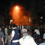 釜ヶ崎で暴動が発生中―事態の概要