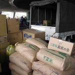 報告】無事いわき市に救援トラックが到着(+木の根ペンションは無事)
