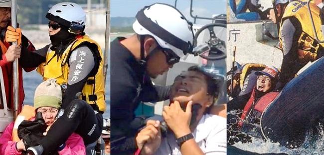 沖縄県民に対する海保の暴力