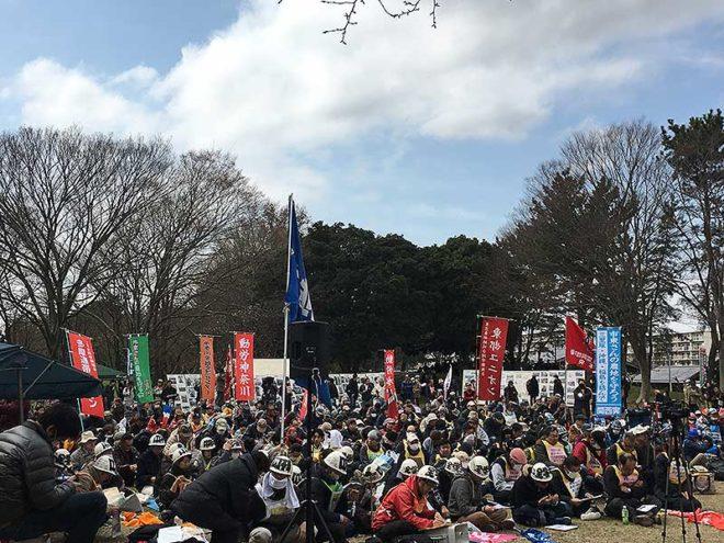 2016.03.27 三里塚全国集会に参加