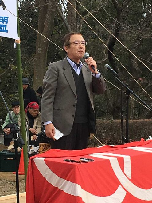 2016.03.27 三里塚全国集会