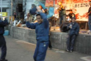 2006-07 第37回 釜ヶ崎越冬闘争
