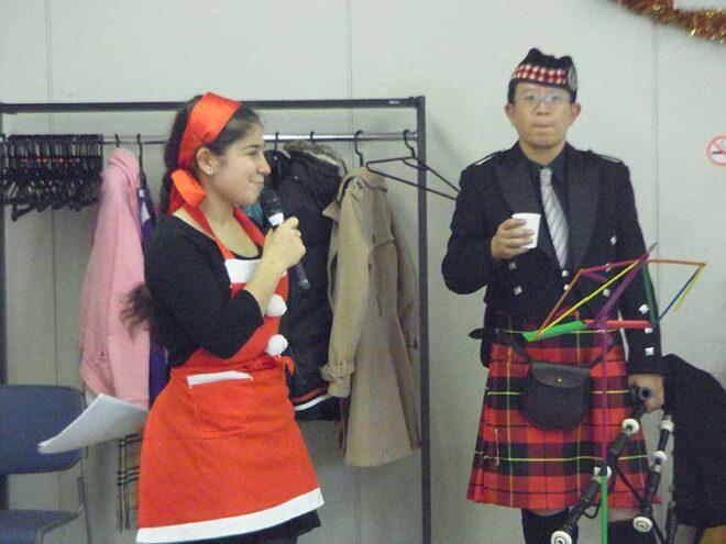 たこくせき☆クリスマス・パーティ