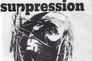 弾圧,検閲,suppression