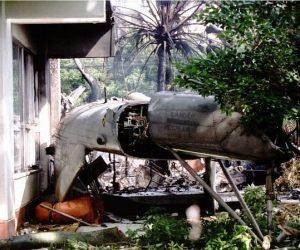 沖国大ヘリ墜落事故