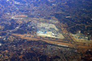 誰が成田に空港を持ってきたか?