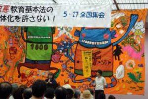 2007.05.27 改悪教育基本法の具体化を許さない5.27全国集会 in 京都
