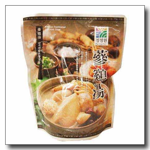 参鶏湯レトルト