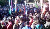 ニュース : 普天間撤去を、東京で集会 沖縄の市民ら約6千人