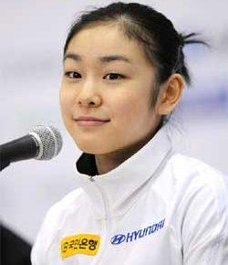 キム・ヨナ選手