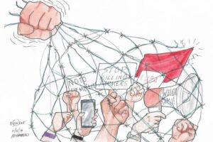 反弾圧・表現の自由