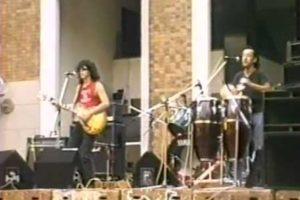 1990 頭脳警察 同志社大学ライブ