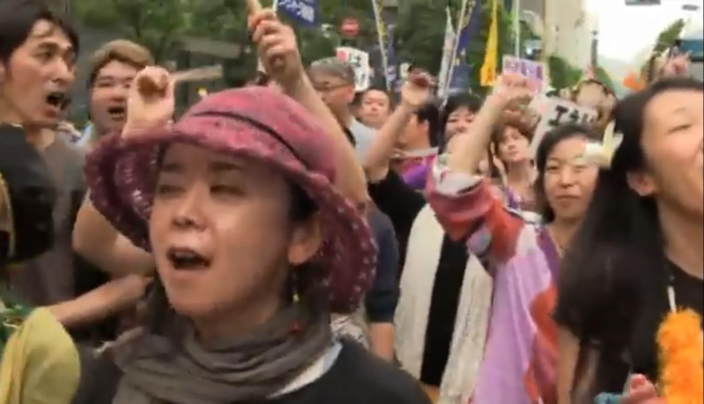 2011.06.11 脱原発100万人アクション in 東京芝公園