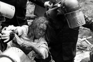 1971 「抵抗の大地」 三里塚(成田)強制収用阻止闘争