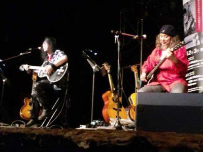 2012.06.02 パレスチナ連帯京都 WeekEnd 一日目 ライラハリドさん来日&PANTAコンサート