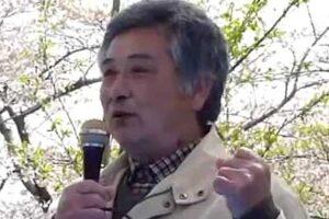 「頑張ろう日本」の前に効率優先主義の責任をとらせよう-反対同盟萩原進さん挨拶