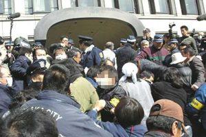 釜ヶ崎の住民票削除-3週間延期