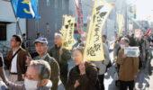 野田首相地元で反原発デモ 「裏切らない政治を」