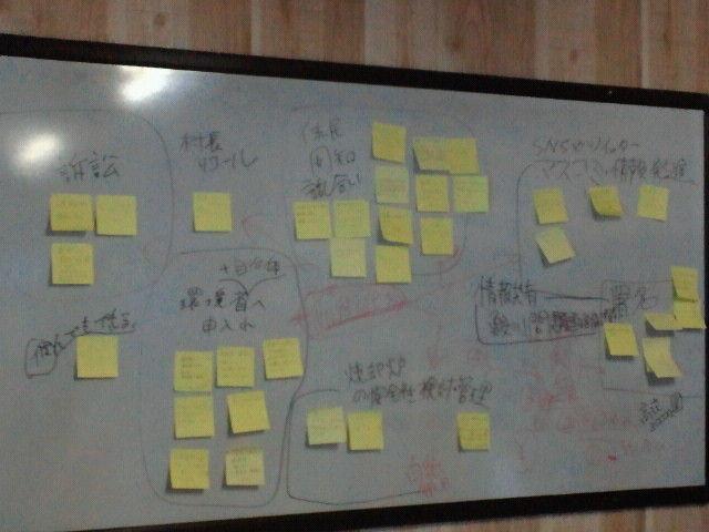 鮫川村「放射性廃棄物焼却炉」建設計画の問題点