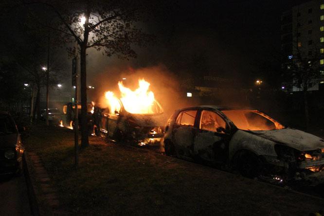 スウェーデン移民暴動