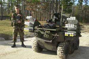 ニュース】殺人ロボット兵器開発の恐怖、国連で凍結討議へ