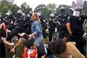 カナダG20サミット抗議行動への弾圧