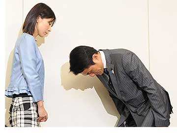 セクハラ(女性差別)ヤジを謝罪する鈴木章浩議員