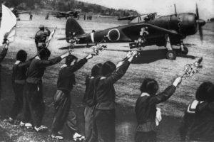 「特攻(自爆攻撃の強要)」は日本の恥