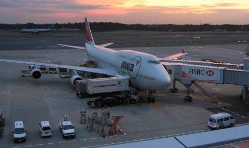 たそがれる成田空港の未来